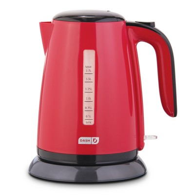 Dash Easy Kettle 1.7L - Red