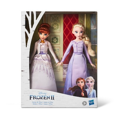 Disney Frozen 2 Anna and Elsa Fashion Doll Set