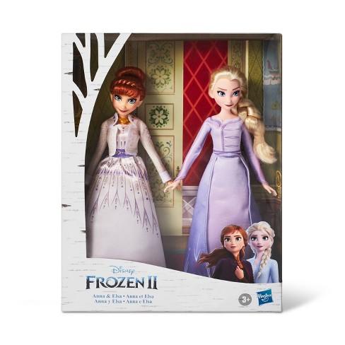 Disney Frozen 2 Anna and Elsa Fashion Doll Set - image 1 of 4