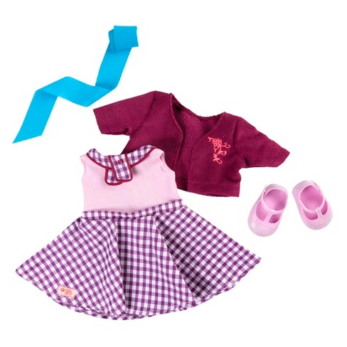 """Our Generation Retro Outfit for 18"""" Dolls - Sweet Memories - image 1 of 3"""