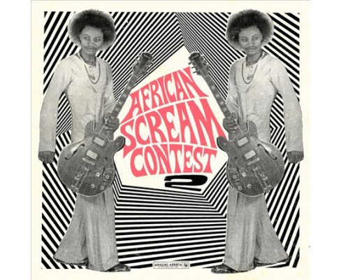Various - African Scream Contest 2 (Vinyl) - image 1 of 1