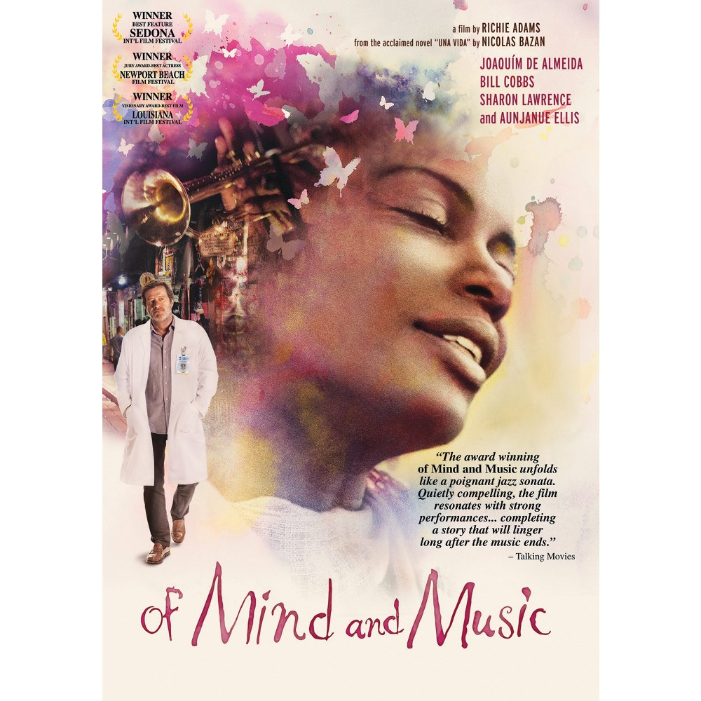 Of Mind And Music (Dvd), Movies