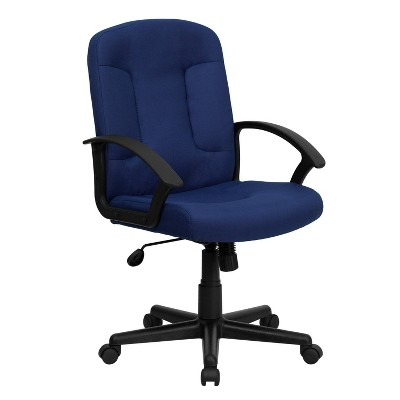 Executive Swivel Office Chair Navy - Flash Furniture