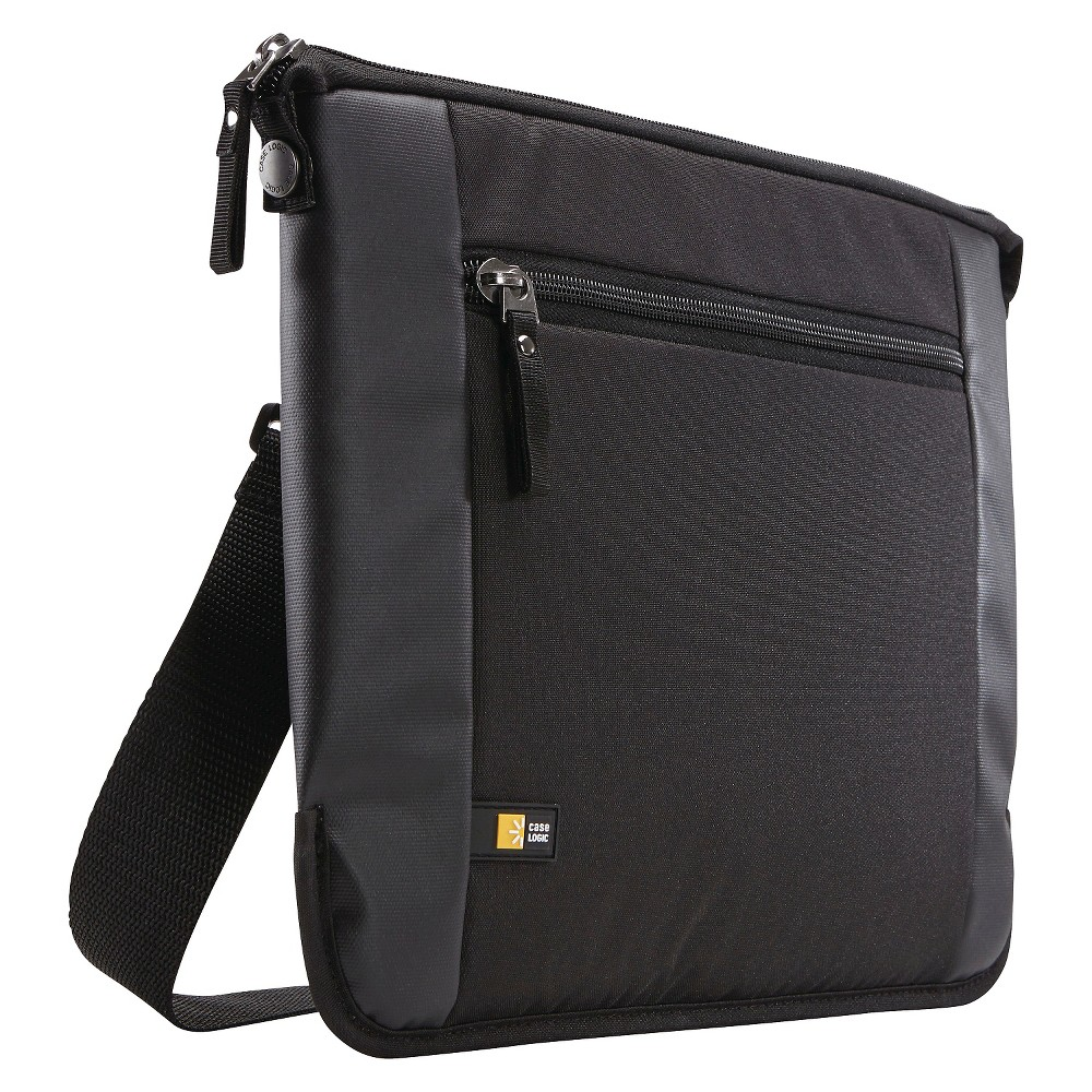 Case Logic Intrata Case 11 - Black (Int-111), Multi-Colored Tote your laptop or tablet in style with the Case Logic Intrata 11 Case in Black. This messenger-style case has a top-zip closure, a shoulder strap and lots of padding that makes travel and commuting a breeze. A sleek and stylish carrying case for toting your laptop through the city. Color: Multi-Colored. Gender: Unisex. Age Group: Adult. Pattern: Solid.