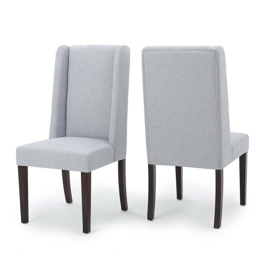Set of 2 Rory Dining Chair Gray - Christopher Knight Home was $291.99 now $189.79 (35.0% off)