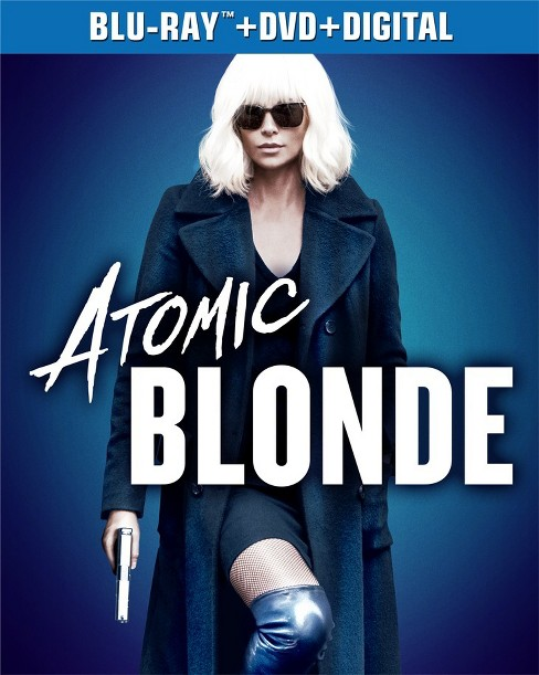 Atomic Blonde (Blu-ray + DVD + Digital) - image 1 of 1