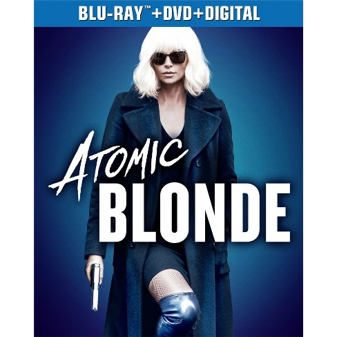 Atomic Blonde (Blu-ray + DVD + Digital) - image 1 of 1