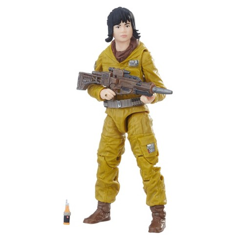 Star Wars The Black Series Resistance Tech Rose - image 1 of 9