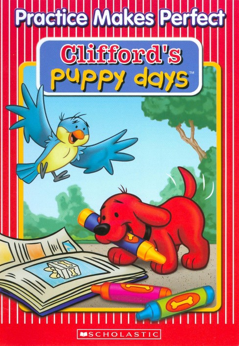 Clifford's Puppy Days: Practice Makes Perfect (dvd_video) - image 1 of 1
