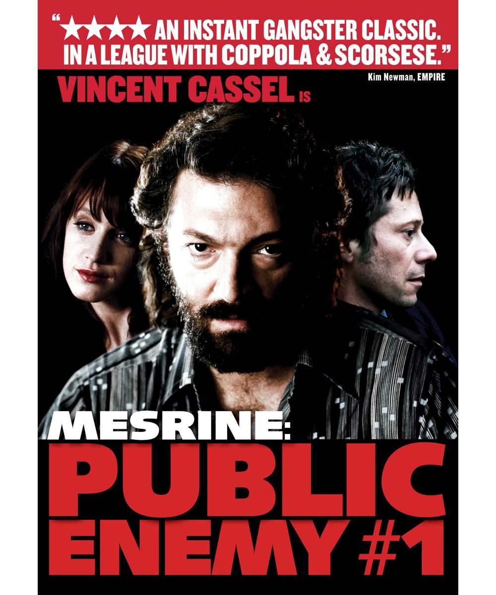 Music Box Mesrine:Public enemy no 1 (Part 2) (Dvd)