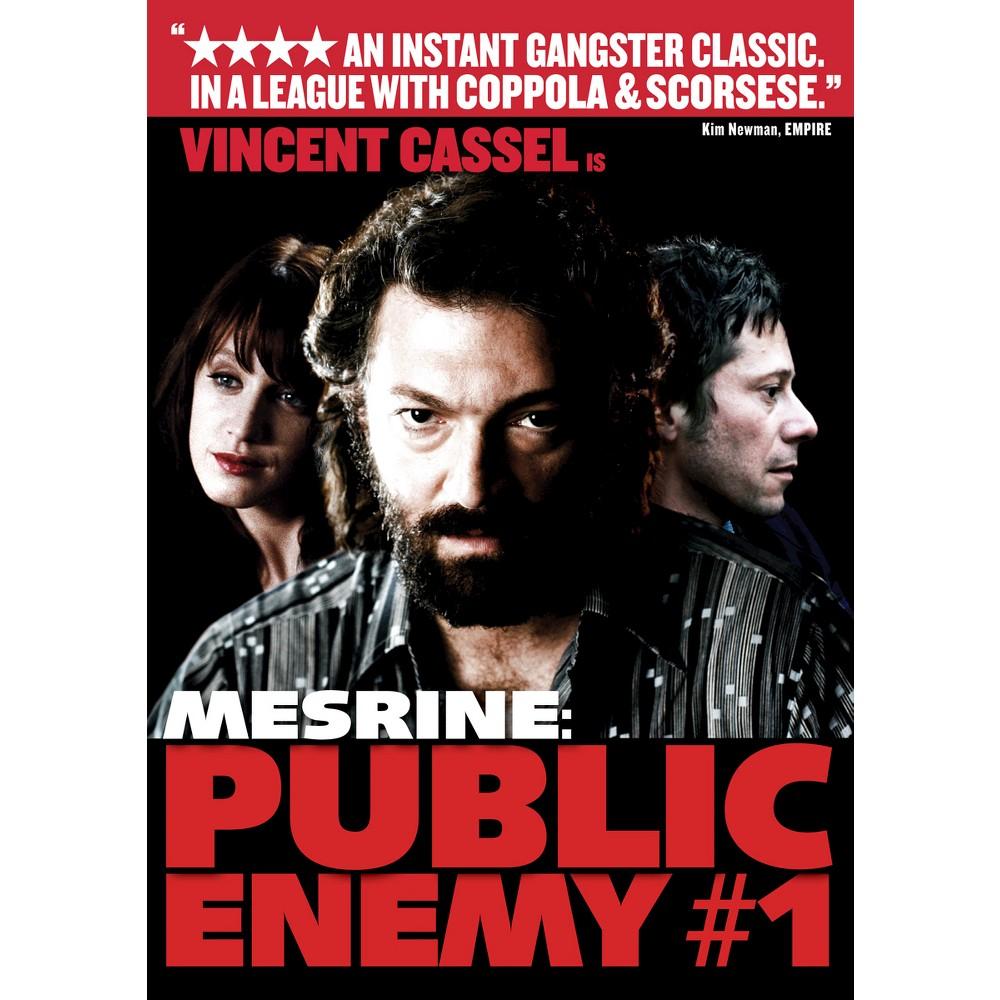 Mesrine:Public Enemy No 1 (Part 2) (Dvd)