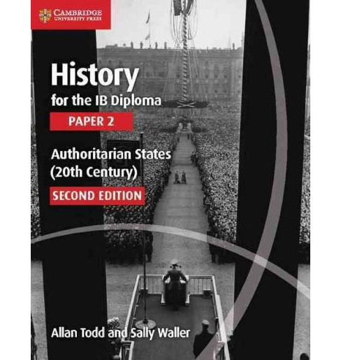 Authoritarian States 20th Century (Paperback) (Allan Todd & Sally Waller) - image 1 of 1