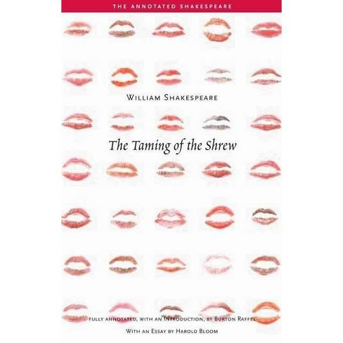 The Taming of the Shrew - (Annotated Shakespeare) by  William Shakespeare (Paperback) - image 1 of 1