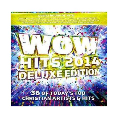 Various Artists - Wow Hits 2014 (Deluxe Edition) (CD) - image 1 of 1