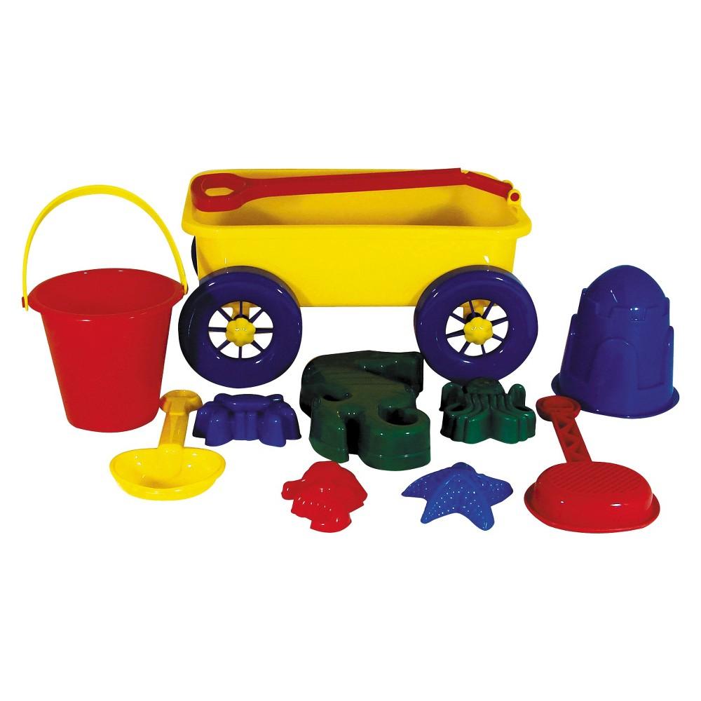 Itza Beach Wagon Set, Sand Toys