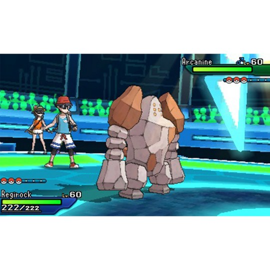 Pokemon Ultra Moon - Nintendo 3DS image number null
