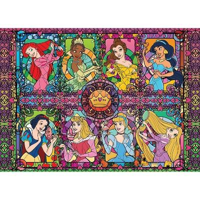 Ceaco Disney Fine Art: Princess Collage Puzzle 1000pc