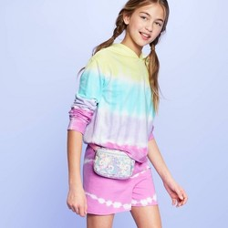 Girls' Tie-Dye Hoodie - More than Magic™