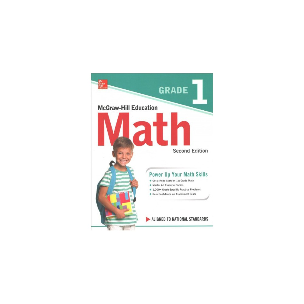 McGraw-Hill Education Math, Grade 1 (Paperback)