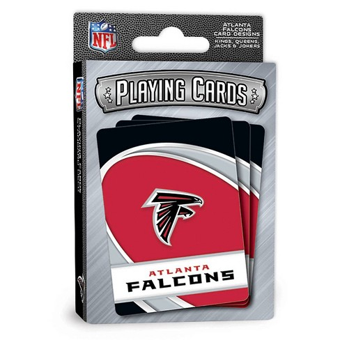 NFL Atlanta Falcons Playing Cards - image 1 of 3