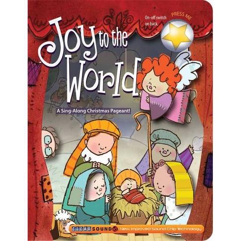 Christmas Carol Book.Joy To The World Christmas Carol Book By David Mead Board Book