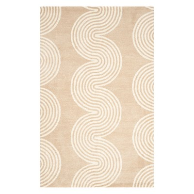 Erika Wave Tufted Accent Rug - Safavieh