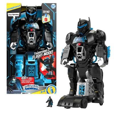 Imaginext DC Super Friends Transforming Bat-Tech Batbot