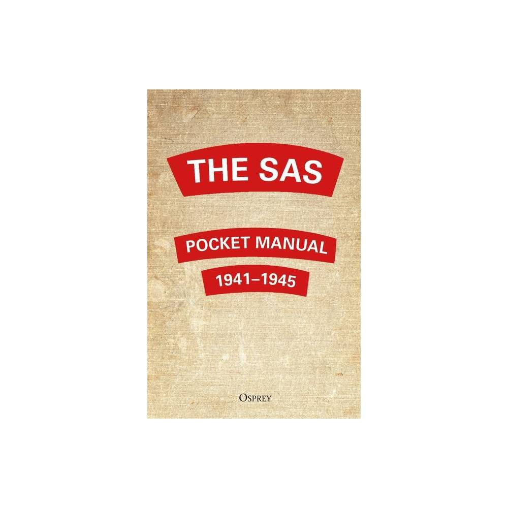 The Sas Pocket Manual By Christopher Westhorp Hardcover