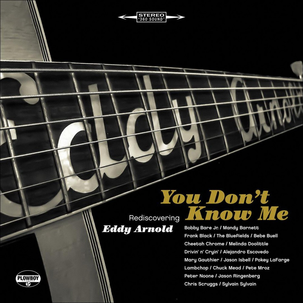 Various - You Don't Know Me:Rediscovering Eddy (CD)