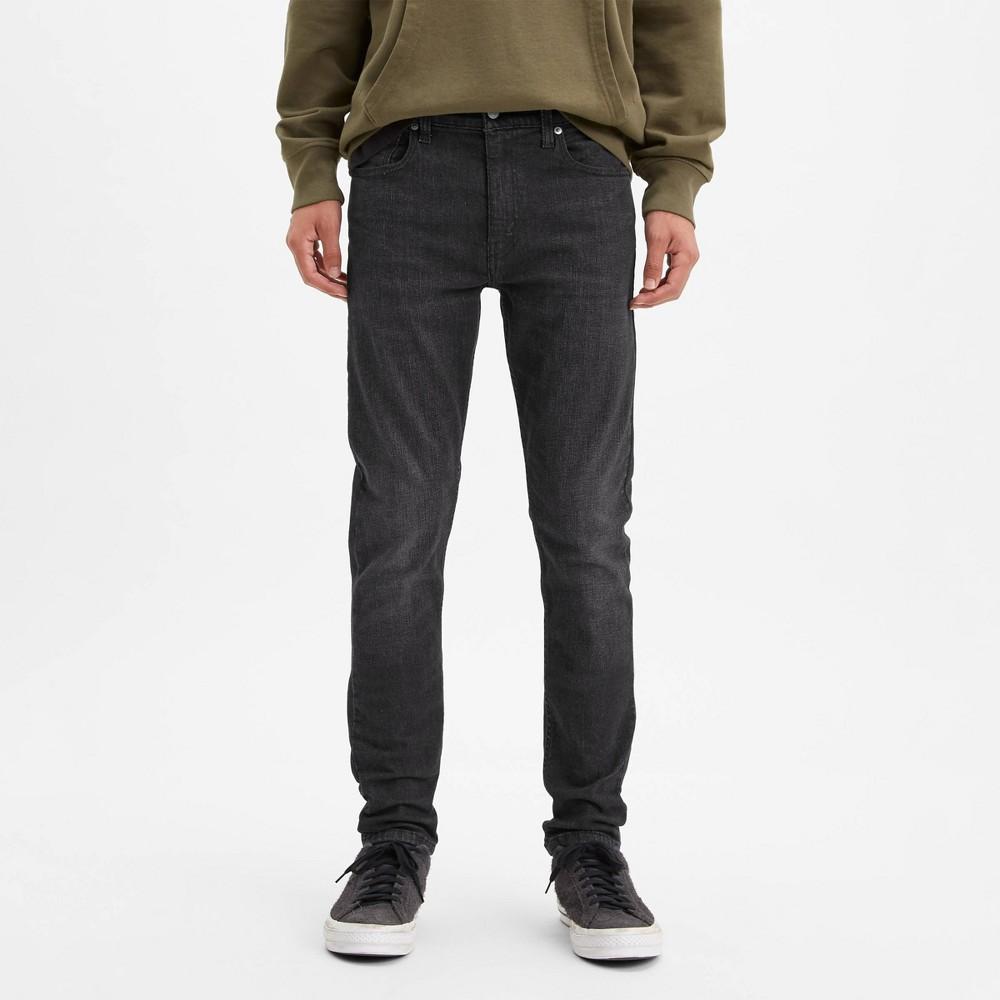 Levi 39 S 174 Men 39 S 512 8482 Slim Fit Taper Jeans Black 33x32