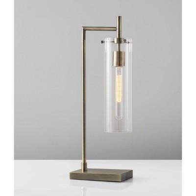 """24"""" Dalton Table Lamp Brass - Adesso"""
