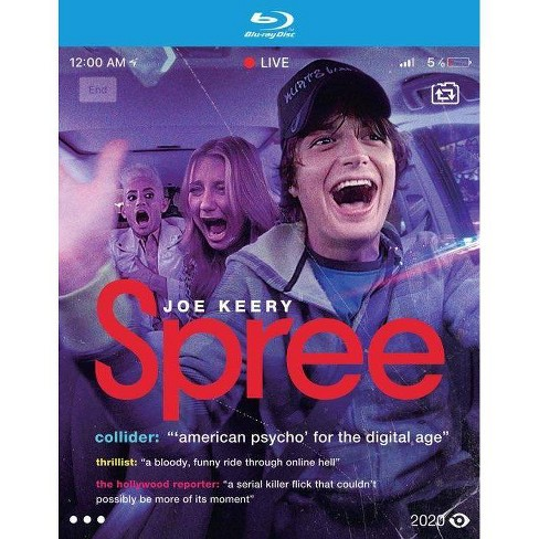 Spree (Blu-ray)(2020) - image 1 of 1