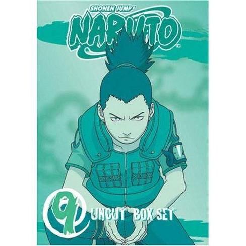 Naruto Box Set Volume 9 (DVD) - image 1 of 1
