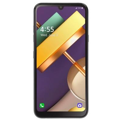 Total Wireless Prepaid LG Premier Pro Plus (32GB) - Black