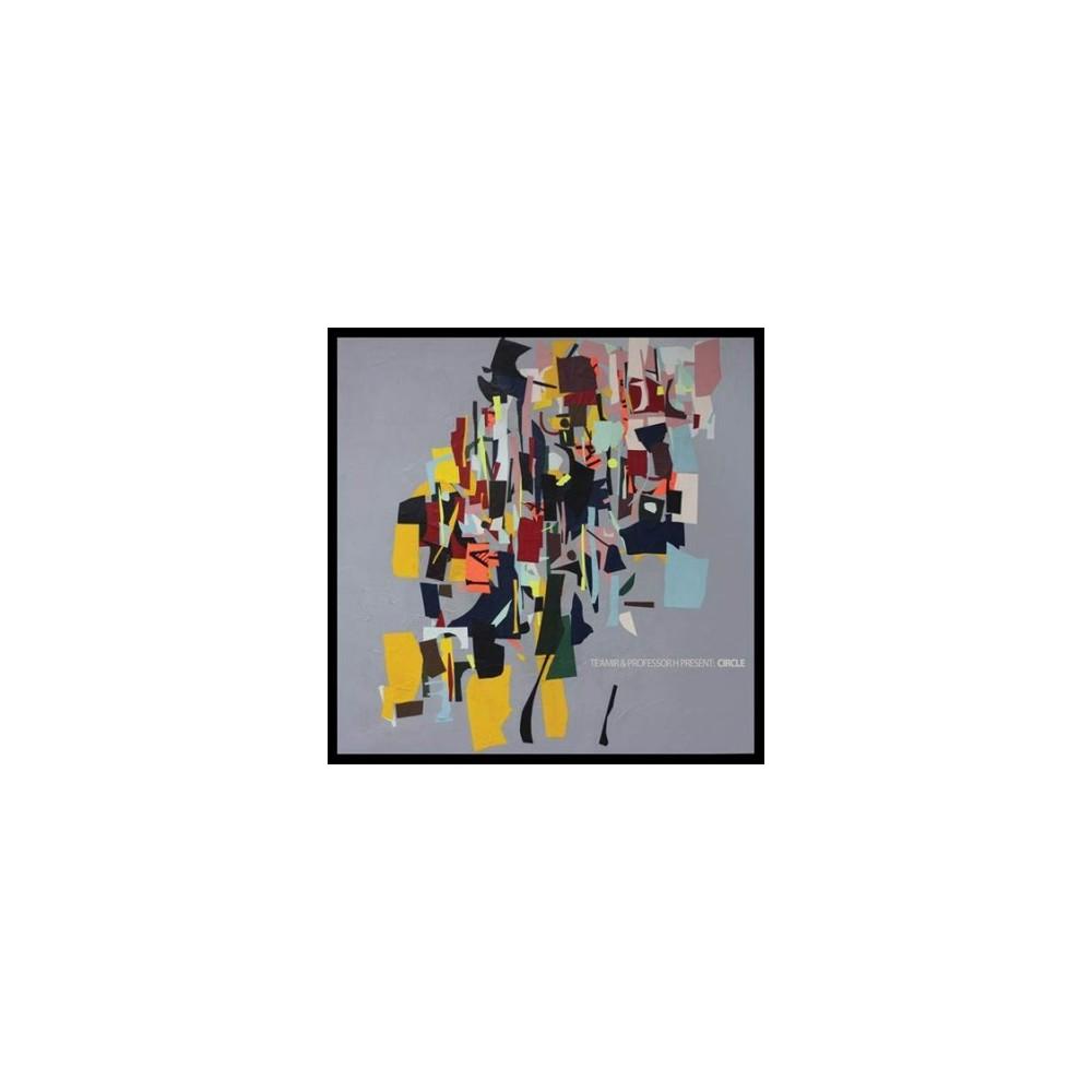 Te'amir - Circle (Vinyl), Pop Music