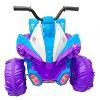 Kid Motorz 12V Monster Quad Powered Ride-On - Blue - image 2 of 4