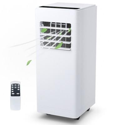 Costway 12000BTU Electric Portable Air Cooler Dehumidify Cool Fan W/ Remote Control