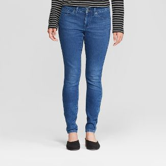 4c83229c095844 Women's High-Rise Skinny Jeans – Universal Thread™ Dark Wash 8 ...