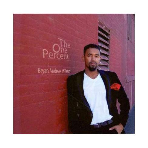 Bryan Andrew Wilson - One Percent (CD) - image 1 of 1