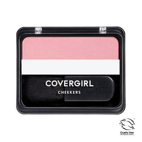 COVERGIRL Cheekers Blush 148 Natural Rose .12oz - image 1 of 4