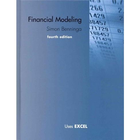 Financial Modeling Hardcover Target