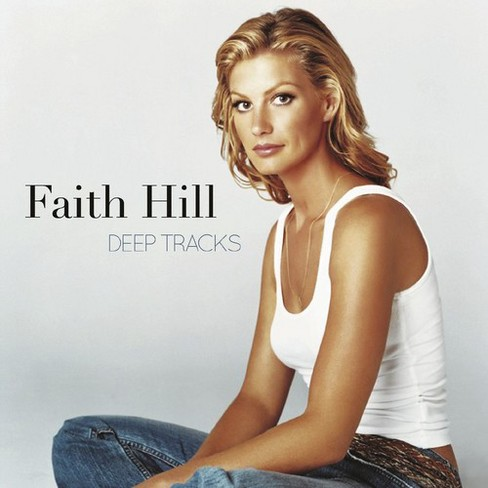 Faith Hill - Deep Tracks (CD) - image 1 of 1