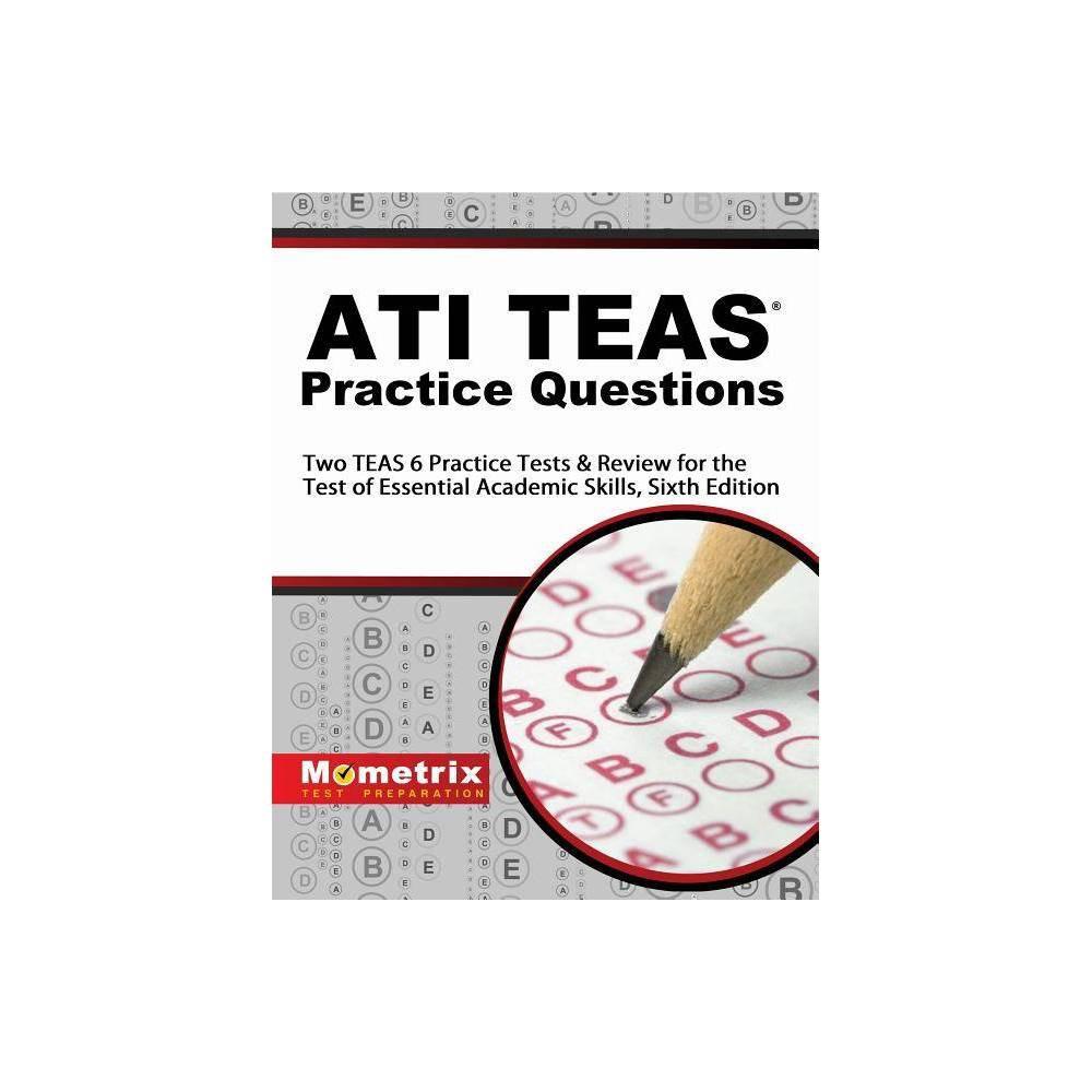 Ati Teas Practice Questions By Mometrix Nursing School Admissions Tes Paperback