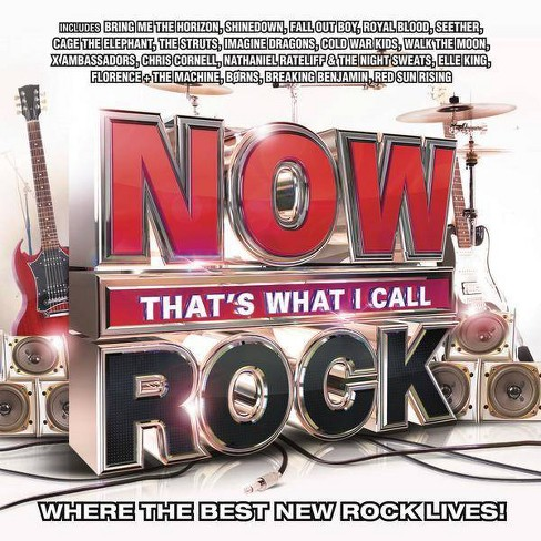 NOW Rock - Various Artists - image 1 of 1