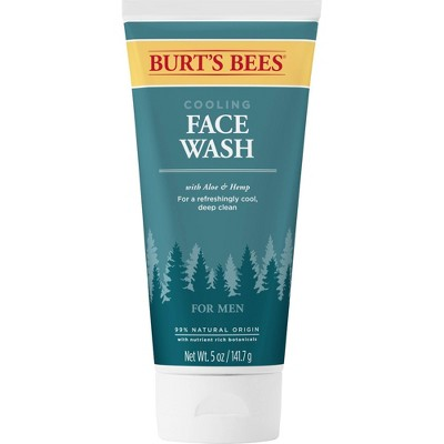 Burt's Bees Men's Care Face Wash - 5 fl oz