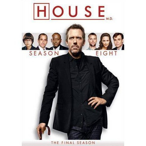 House: Season 8 (DVD) - image 1 of 1