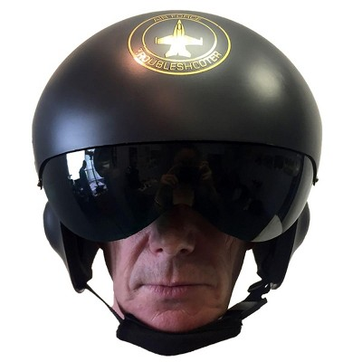 HMS Fortnite Inspired Space Traveler Child Costume Helmet