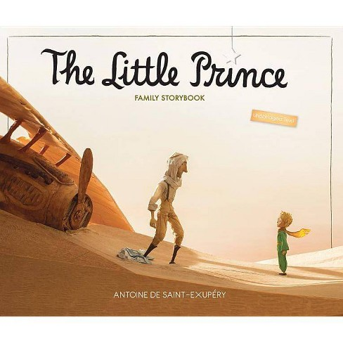 The Little Prince Family Storybook - by  Antoine De Saint-Exupery (Hardcover) - image 1 of 1