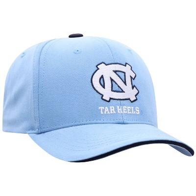NCAA North Carolina Tar Heels Men's Reality Structured Brushed Cotton Hat