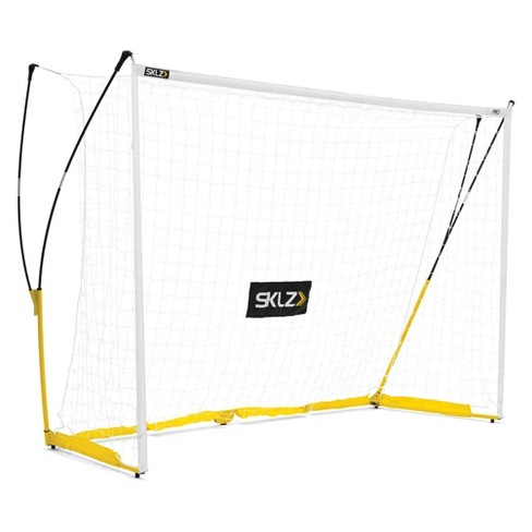 SKLZ Pro Training Futsal Goal - White Yellow   Target 6e708ad6f
